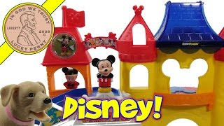 Fisher Price Little People, Magic of Disney Day At Disney Set