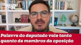 Rodrigo Constantino: Luis Miranda é estelionatário e chega à CPI com colete a prova de balas