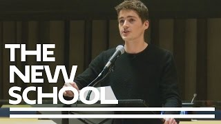 Finn Harries Challenges Fellow Parsons Students To Embrace Sustainable Design At The United Nations