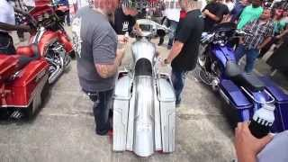 Custombaggerforum.com Custom Bagger Loud Ass Stereo Contest Chicago Baddest Bagger