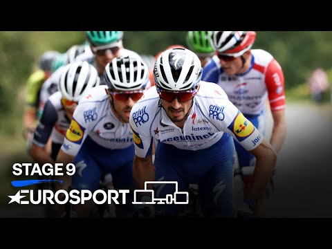 Video | Samenvatting etappe 9 Tour de France 2020