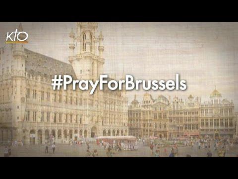 #PrayForBrussels : Mgr Jean Kockerols