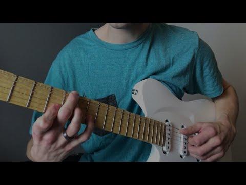 Solo Guitar Free Improvisation