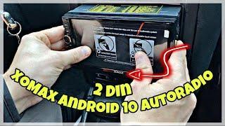 Golf 4 1.6 SR Bekommt ein 2 DIN XOMAX Android 10 Radio | Danke an euch Leute ♥  ⭐️