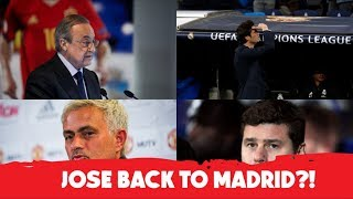 "Graham Hunter on Real Madrid | ""Mourinho still has one disciple, Florentino Perez"""