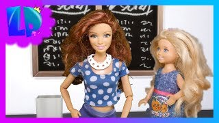 Rodzinka Barbie - Powrót do Szkoły!!! Oczekiwania VS Rzeczywistość! Odc.144 The Sims 4.