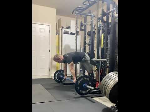 Garage Gym Hack - DIY 45 Degree Hyperextension