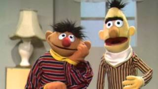 Sesame Street: Bert Teaches Ernie Quiet and Loud