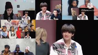 BTS and THEIR STAFF sweat moments | Reaction Mashup