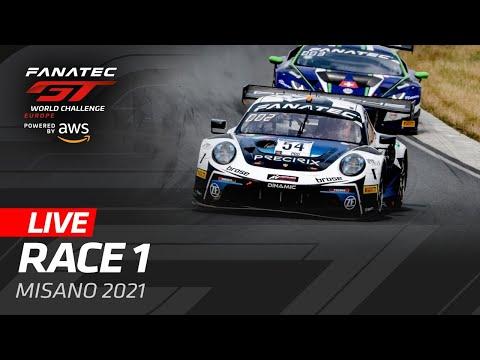 ブランパンGT 2021 ミサノ GT レース1動画