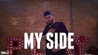 Lophiile Ft. NSTASIA   My Side   Choreography By Jake Kodish   #TMillyTV