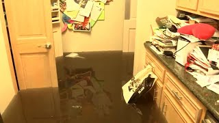 How To Clean Out Your Flooded Home In The Event Of a Hurricane Like Harvey