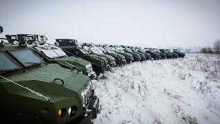 """ВСУ получили партию бронированных машин """"Варта"""". Видео"""