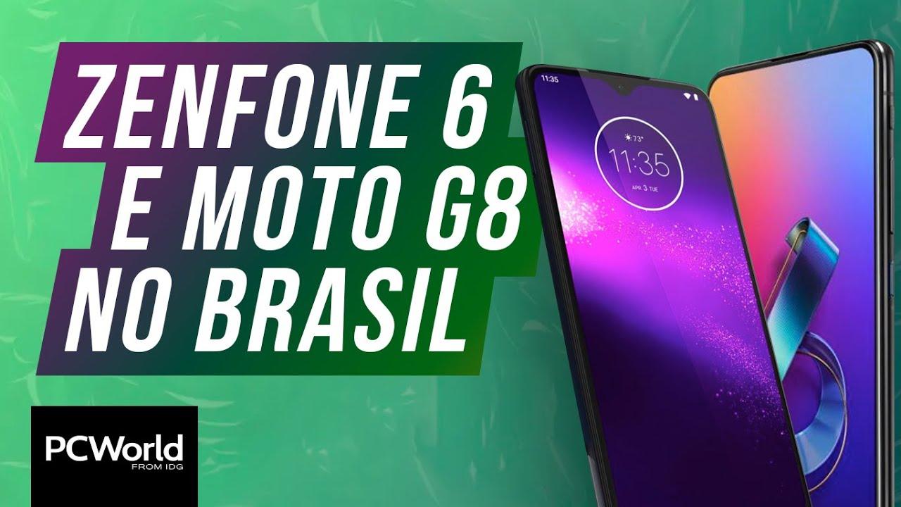 Moto G8   Zenfone 6   Notebook gamer   Supremacia quântica [Resumo da semana]