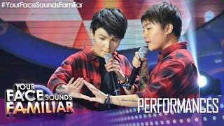 """Your Face Sounds Familiar: KZ Tandingan as Charice - """"Pyramid"""""""