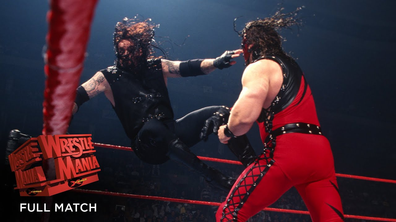 The Undertaker On Which Match With Kane Was His Favorite