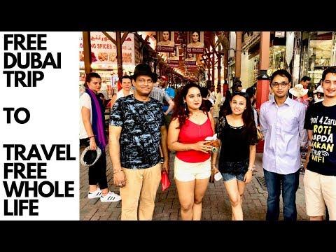 Dubai Travel Guide | Dubai Free Travel Tourism Training Practically ...