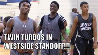 Twin Turbos BACK At It in WESTSIDE Standoff!! West Oaks vs Jones Fall League Highlights