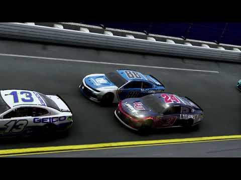 Trailer de NASCAR Heat 3