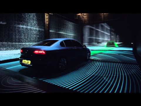 Volkswagen Passat Advert - City Emergency Braking