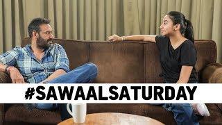 How well does Ajay Devgn know our generation?   #SawaalSaturday   De De Pyaar De   MostlySane