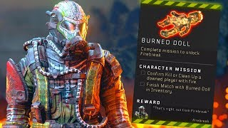 Blackout: How to UNLOCK Firebreak! (Quest Guide)