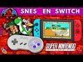 Super Nintendo En Switch Prueba Y Opciones se Viene N64