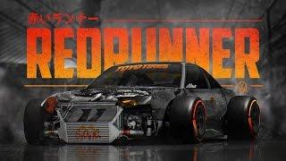 RedRunner Nissan 180SX S13 [TIMELAPSE] [PHOTOSHOP] [VIRTUAL TUNING]