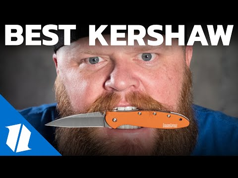 The 7 Best Kershaw Knives | Knife Banter Ep. 86