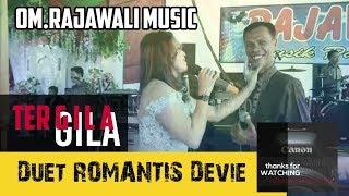 "Kuyung MC Ngulak feat Devie "" Romantis Abezzz bro "" _ OM.RAJAWLI MUSIK Live_Naskah_II_Palembang"