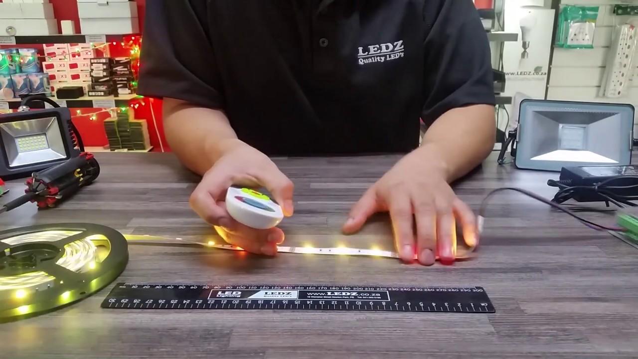 COLOUR DIAL RF RGB CONTROLLER