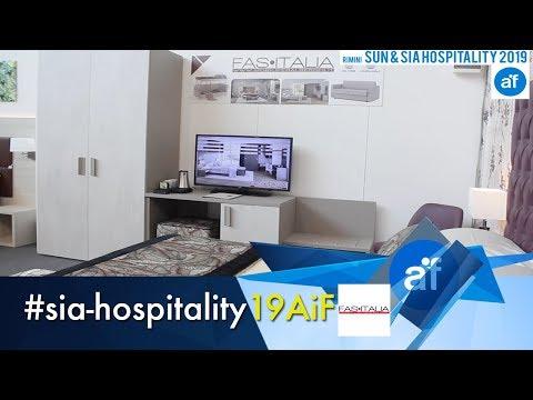 Расходные материалы для гостиничных объектов FAS Италия
