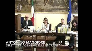 Galeazzo Bignami su fattura elettronica - Audizione alla Camera