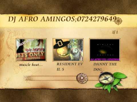 Dj Afro Amingos