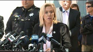 RAW: Sacramento County DA Anne Marie Schubert Gives Details On