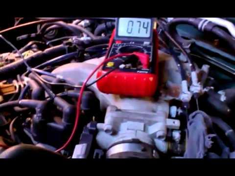 Nissan Xterra Throttle Valve/Accelerator/Idle Air Relearn