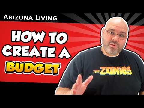 How to Start a Budget and Save Money