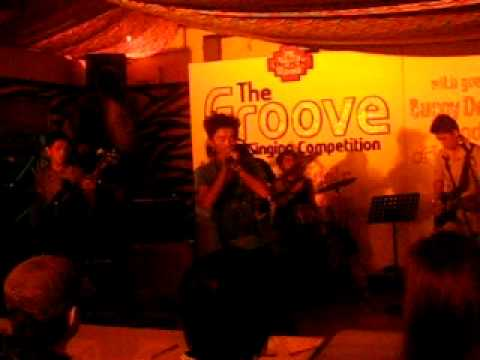 kALam band @ sta lucia (The Groove 2011)