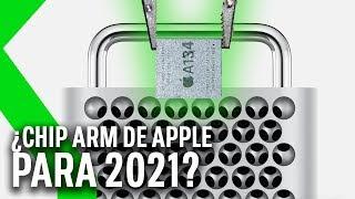 Chip ARM propio de Apple: Nuevos rumores de Bloomberg apuntan al adiós de Intel