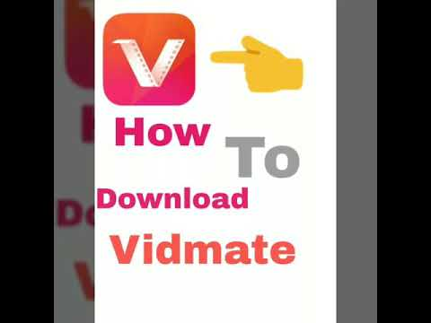 How To Download Vidmate-hd-video-downloader