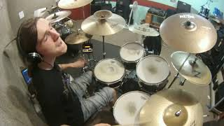 Angelcorpse - Phallelujah - Drum Tribute