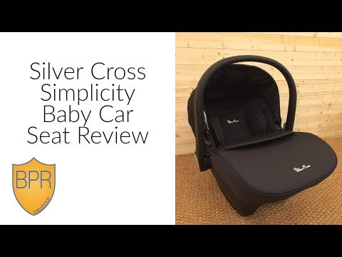Silver Cross Simplicity Baby Car Seat Review | BuggyPramReviews