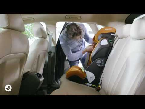Maxi-Cosi | Kore Pro i-Size | How to uninstall with the belt and ISOFIX