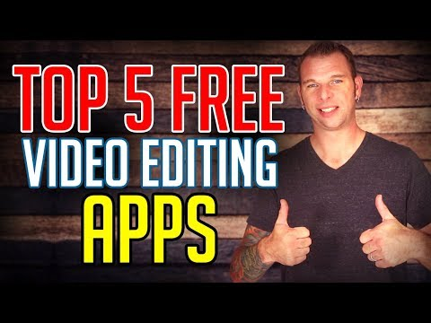 Top Video Editing Apps 2018 (Android and iPhone)