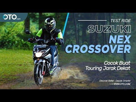 Suzuki Nex Crossover | Bukan Sekadar Gaya-gayaan | Test Ride