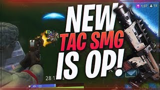 TSM Myth - TACTICAL SMG NEW META?? (Fortnite BR Full Match)