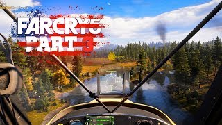 STEALING A SEA PLANE - Far Cry 5 - Part 3 (Let's Play / Walkthrough / PS4 Pro Gameplay)