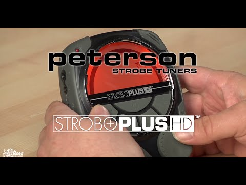 PETERSON StroboPlus HD Ladička