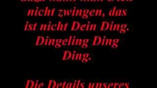 Dein Ding/ Annett Louisan / Cover