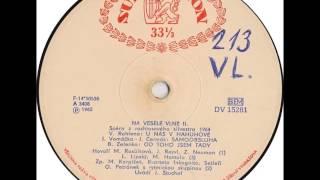 Na veselé vlně II. - Scény z rozhlasového Silvestra 1964 (B Side) [1965 Vinyl Records 33 1/3rpm]